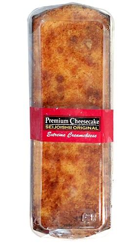 自家製プレミアムチーズケーキ