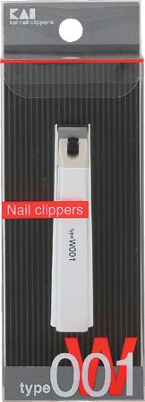 NailclippersツメキリtypeW001(ホワイト)