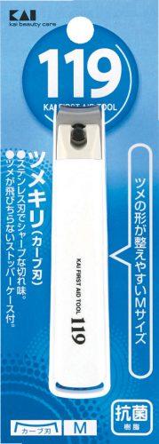 119ツメキリ001M(カーブ刃)