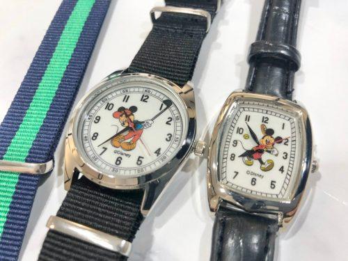 ヴィンテージミッキー腕時計