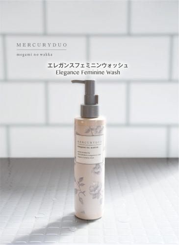 MERCURYDUO Elegance Feminine Wash