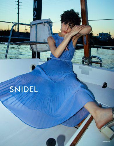 SNIDELのモデル
