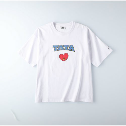 好奇心溢れる超天然なTATAのTシャツ
