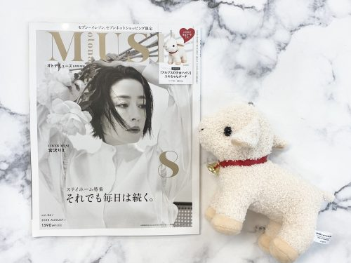 オトナミューズ8月号増刊号