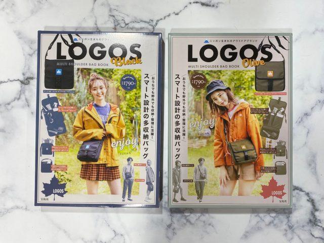 LOGOSムック