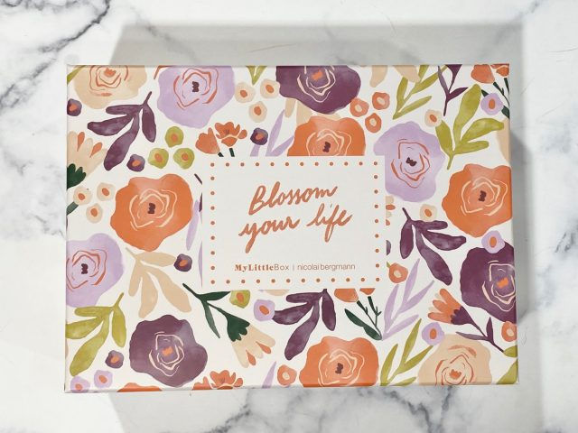 9月のBox Blossom Your Life