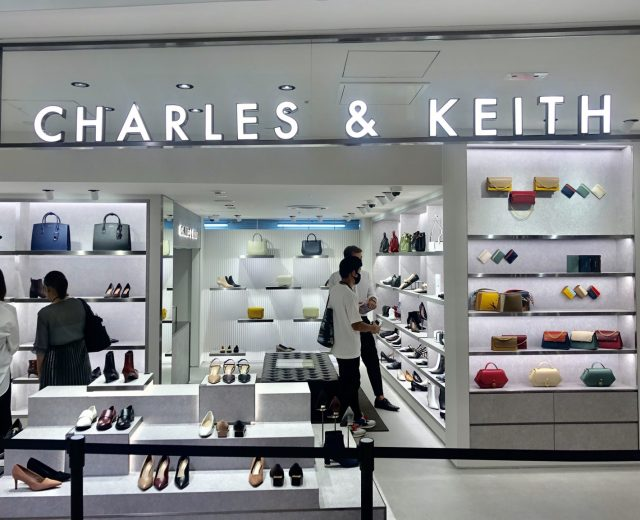CHARLES&KEITHルミネエスト新宿