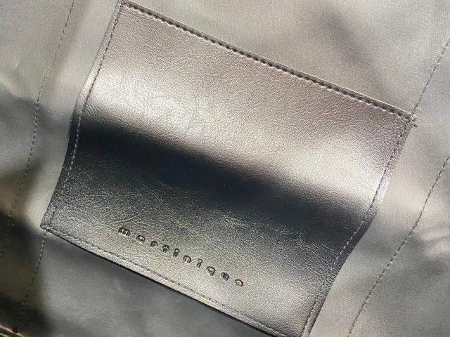 エコレザーの内ポケット