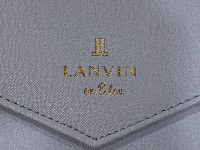 ランバンオンブルーのロゴ