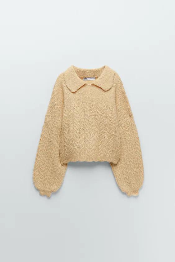 SPECIAL EDITION ウール混セーター