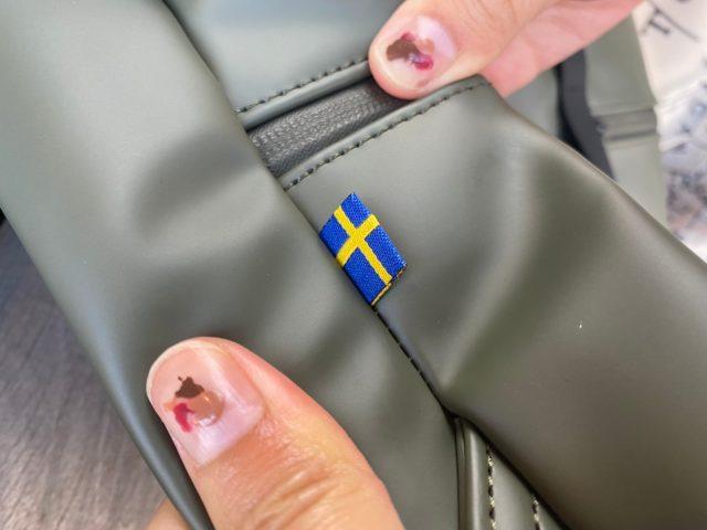 スウェーデンタグ