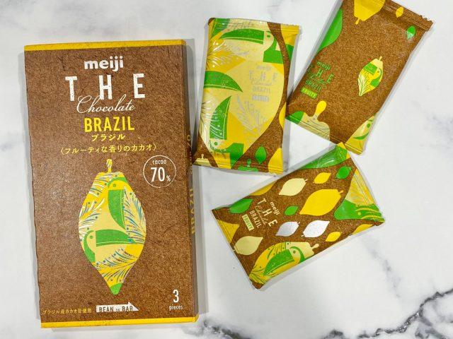 ザ・チョコレート ブラジル