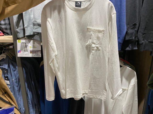 ヘビーウェイトコットン長袖Tシャツ