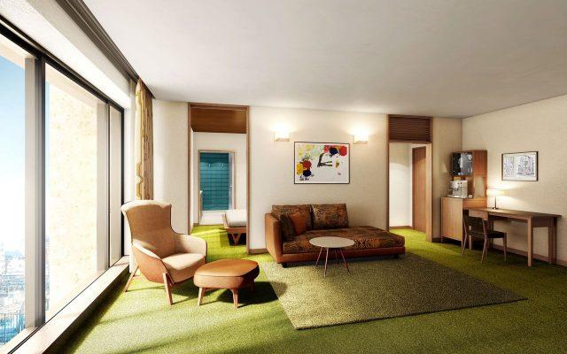 THE AOYAMA GRAND HOTELの客室