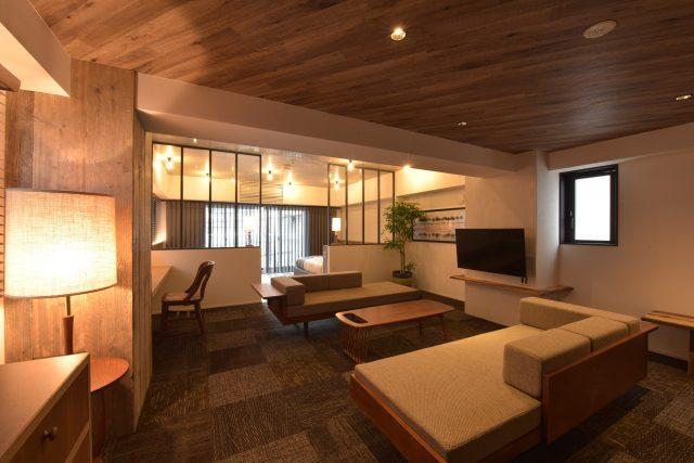Hotel Vintage神楽坂の客室