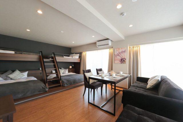 AKARI上野入谷の客室