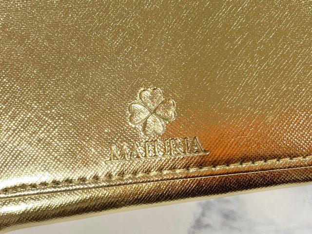 最強金運三つ折り財布のデザイン