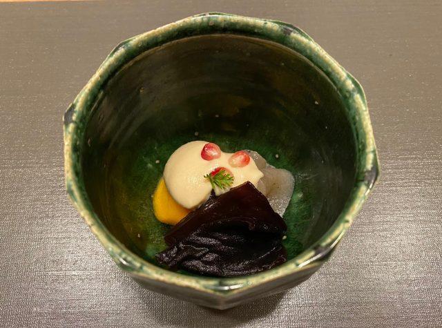 銀座KUKI酢の物