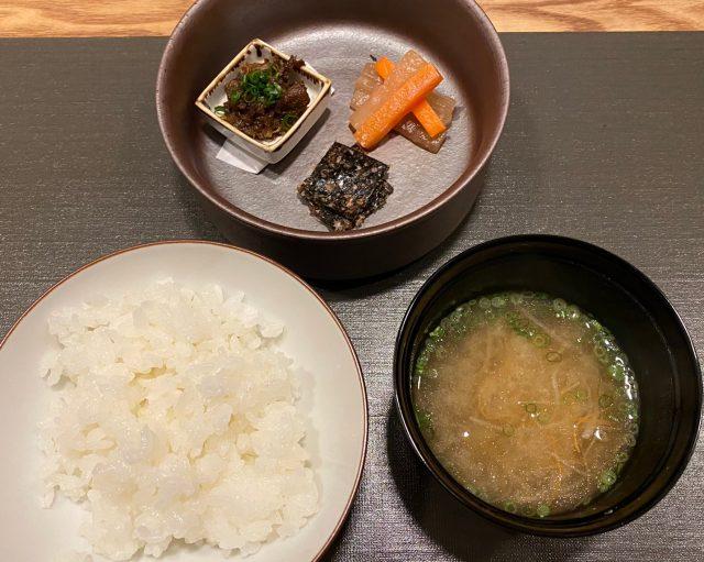 銀座KUKI食事