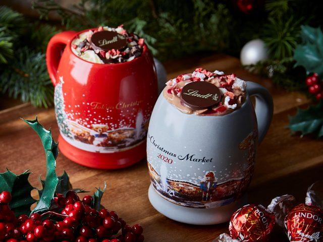 クリスマススペシャルホットチョコレート