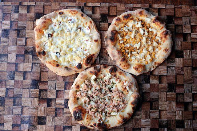 3種のチーズベースセット