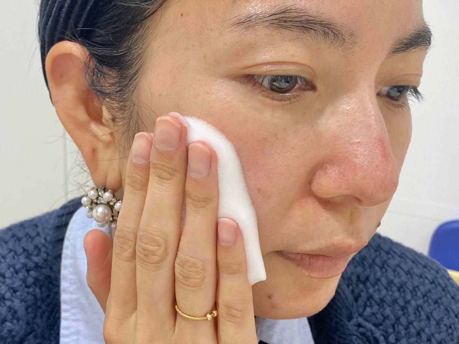 毎日の正しい洗顔の手順