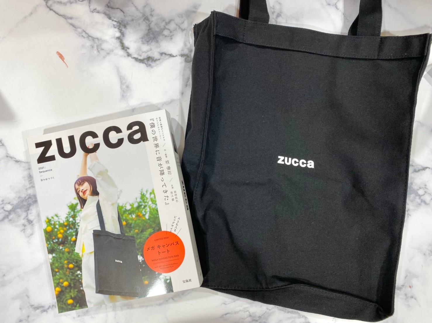 ZUCCa 2021:Sequenceと付録の画像