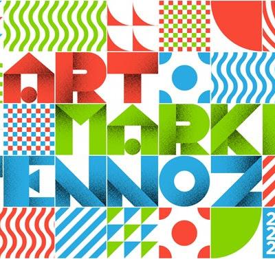 ART MARKET TENNOZのマーク