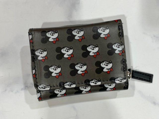 ミッキーマウスミニ財布