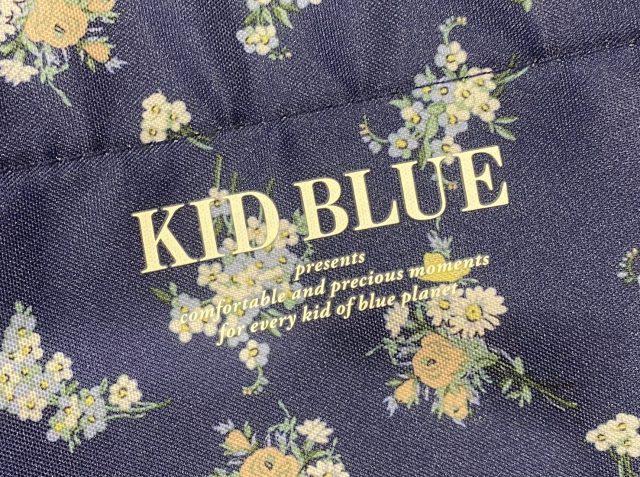 KID BLUEのブランドロゴ