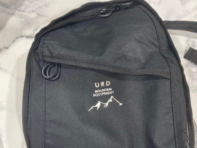 URBAN RESEARCH DOORSバックパックのデザイン