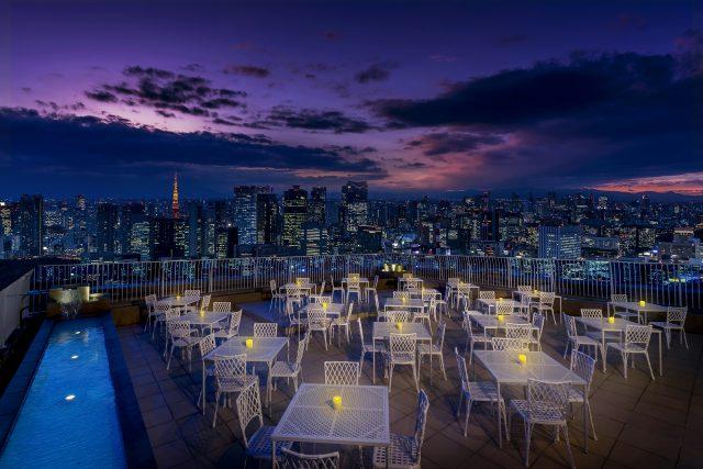 東京聖路加ガーデンビアテラス