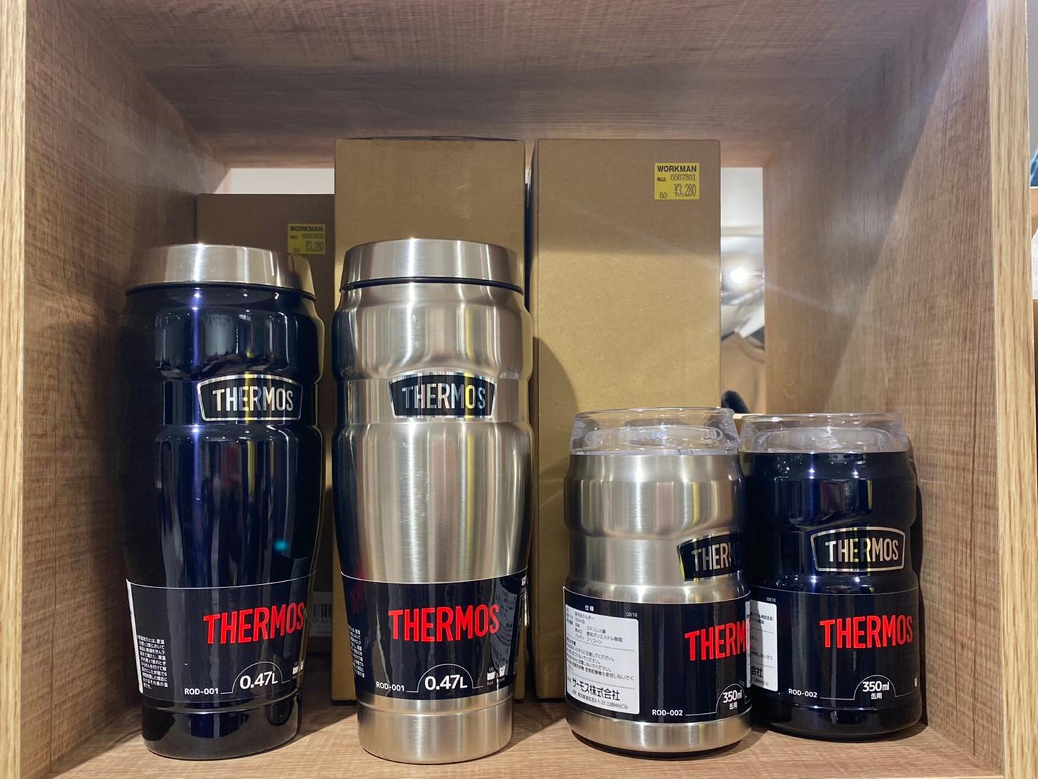 真空断熱タンブラー&保冷缶ホルダーの画像