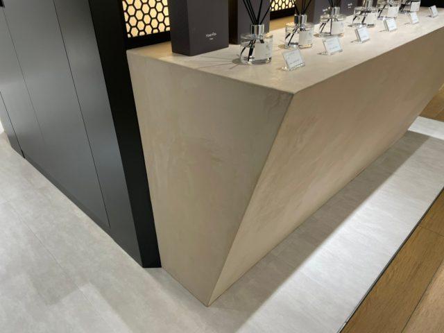 新店舗サステナブル素材