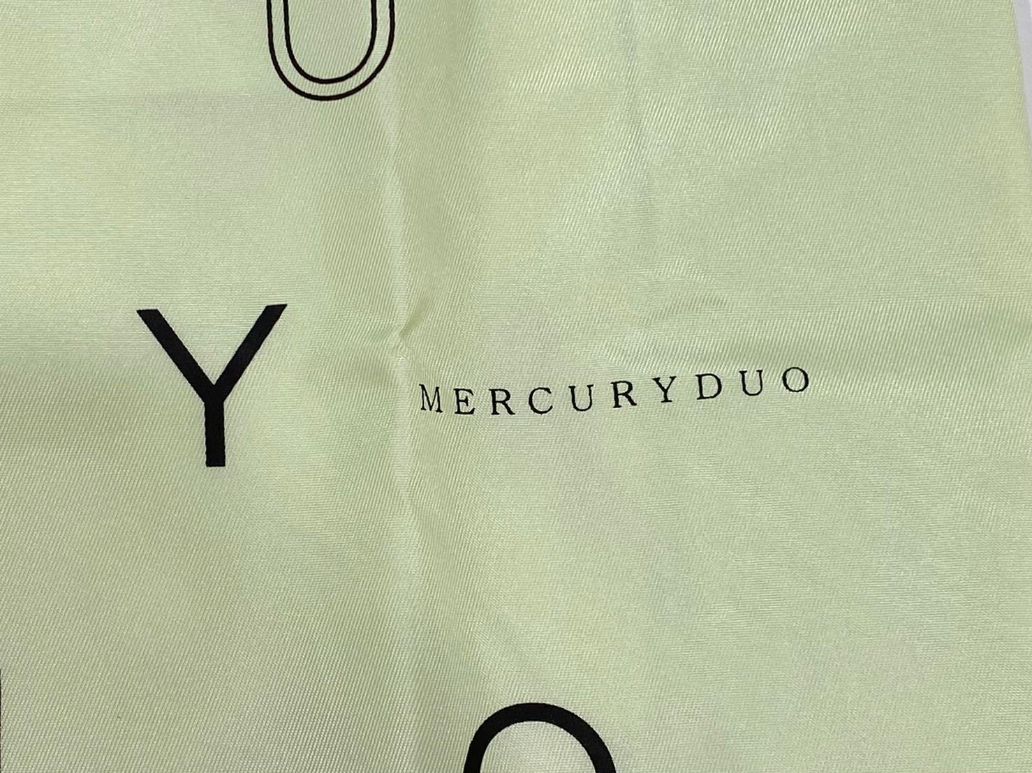 『ライムグリーン色エコバッグ』のブランドロゴ画像