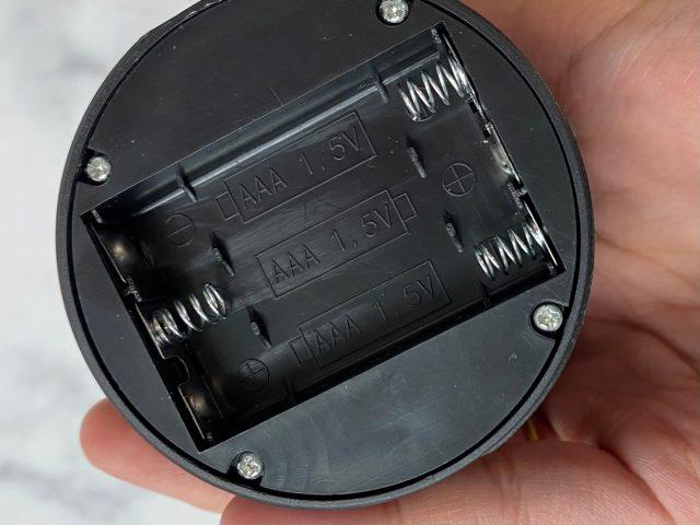 ランタン電池