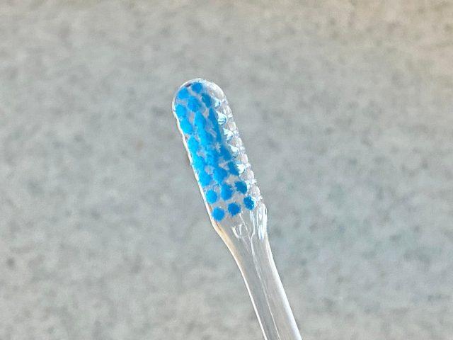 奇跡の歯ブラシ小さいヘッド