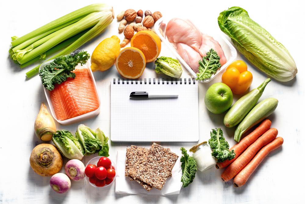 ダイエット中の食事のポイント