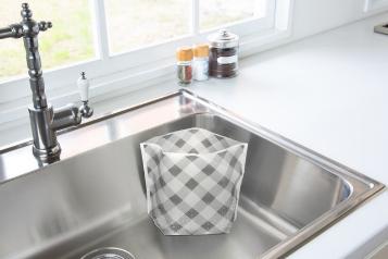 水切りゴミ袋使用例