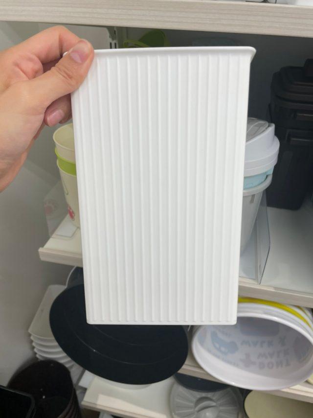 ファインBOX 正方 20型 ホワイト