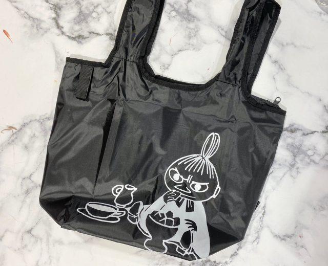 MOOMIN 毎日使える保冷ショッピングバッグ