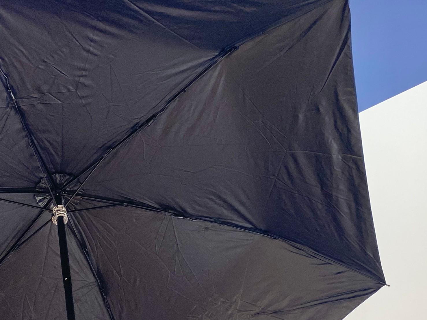 『晴雨兼用折りたたみ傘』裏面画像