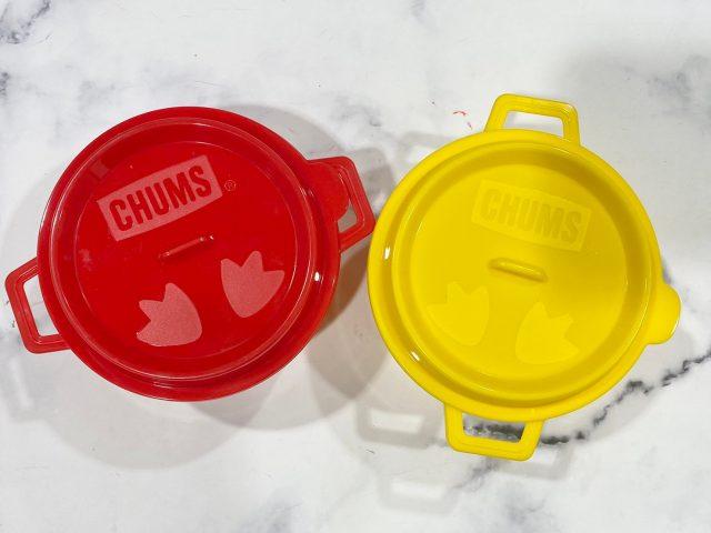 CHUMS ランチボックス