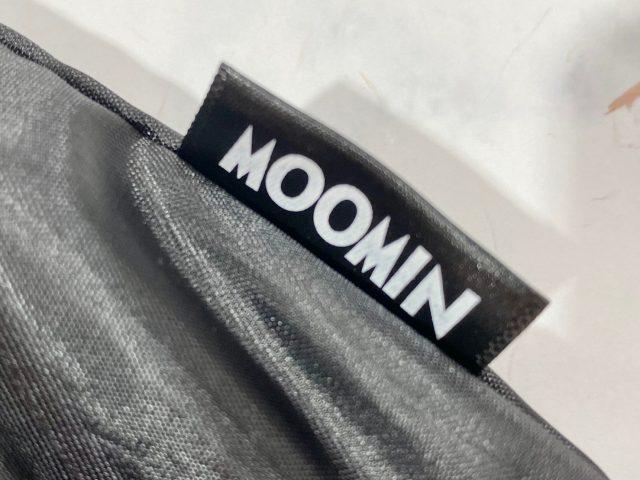 MOOMIN 毎日使える保冷ショッピングバッグのタグ