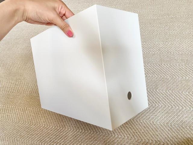 ポリプロピレンファイルボックス・スタンダードタイプ・ワイド・A4用