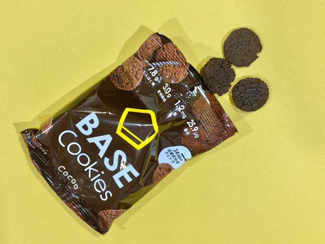 ベースクッキーココア