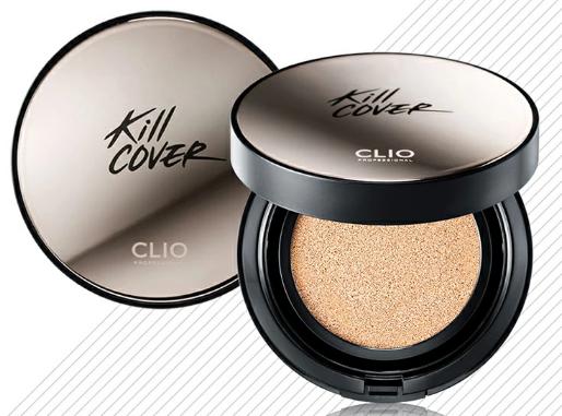 CLIO「キルカバー ファンウェアクッション エックスピー」