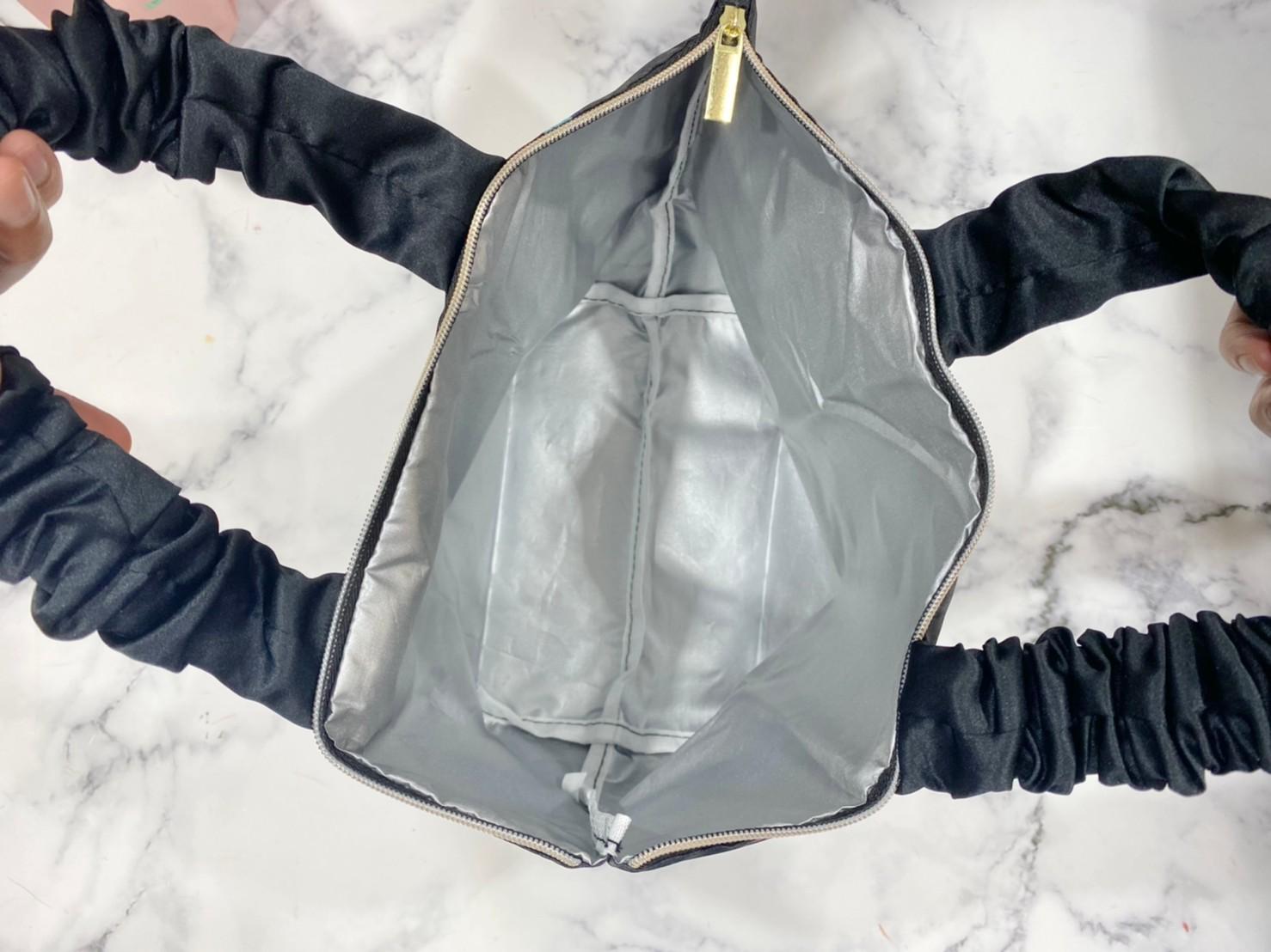 『保冷・保温バッグ』の内側画像